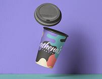Athena's Creative - Brand Design
