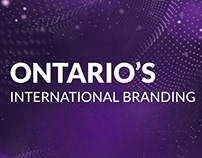 Branding Elements of Ontario's International Presence
