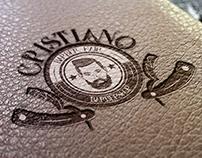 Logotipo - Cristiano Barber Hair