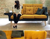 Tasking Sofa