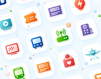 [Iconography] Service Icon Collection