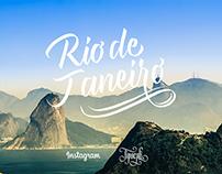 Instagram Brazil Geostickers