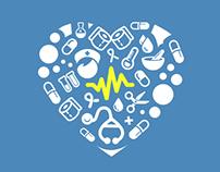 DoctorsNow Logo & Web Design