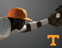 University of Tennessee Athletics Outdoor Campaign