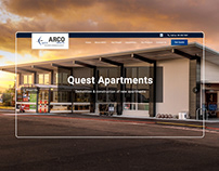 Website Redesign | ARCO Web Project