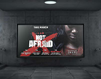 Not Afraid Campaign 2018