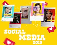 Cationorm Social Media - Smart Web