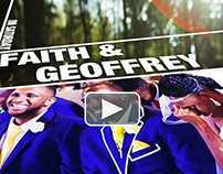 Faith+Geofrey Video Highlights