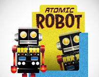 Atomic Robot toy