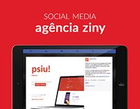 Agência Ziny | Social Media