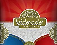 Arroz Eldorado - Package and logo design