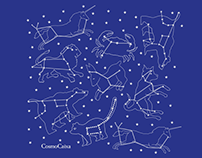 Constellations Collection for Cosmo Caixa