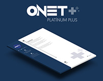 ONET PLUS A4 BUSİNESS PAGE