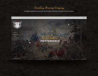 Strathroy Brewing Company Website Design
