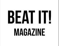 CORPORATE BRANDING | Beat It! Magazine