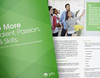 PTC Brochures & Publications