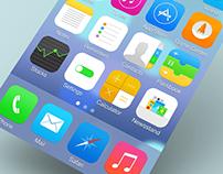 iOS 7 Refined