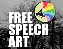 Free Speech Art