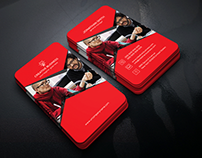 Agency Business Card