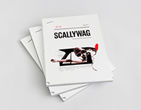 Scallywag - Magazine Layout