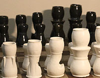 Shot Glasses-Chess set