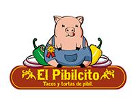 El pibilcito - Tacos y tortas de pibil