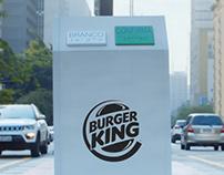 Burger King | Blank Whopper