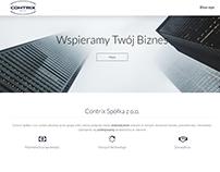 contrix.pl Web design