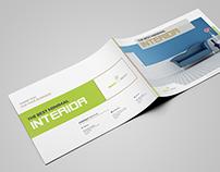 Minimal Interior Booklet Template