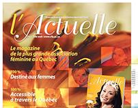 Grille de tarifs, l'Actuelle magazine, Les CFQ