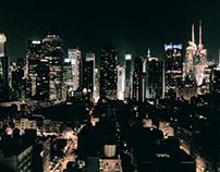 NY, NY Night 2016