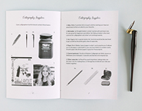 Calligraphy Booklet