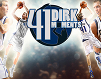 41 Dirk Moments