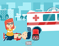 Provide first aid VIDEO