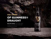 THE STORY OF GUINNESS® DRAUGHT