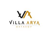 Villa Arya | Logo Tasarımı