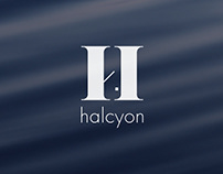 Halcyon | Branding and web design
