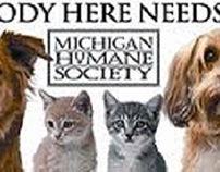 Donation Opportunities at the Michigan Humane Society