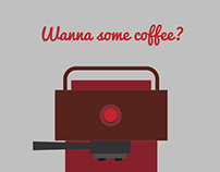 Coffee Machine Animation