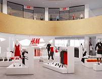H&M Outlet Beijing - China