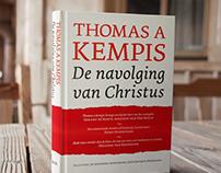 Book cover design Thomas a Kempis