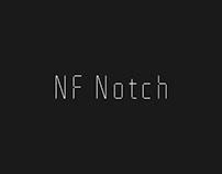 2018: Typeface / NF Notch