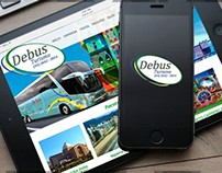 Web Site Debus Turismo