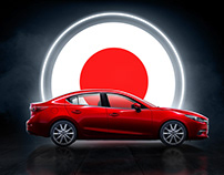 Mazda Egypt ( Japan Campaign )