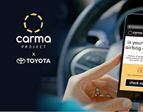 Carma Project x Toyota