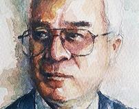 My Father (Dr. Ibrahim Al Khatib)