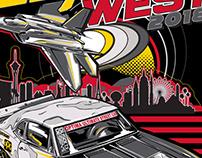 2018 LS Fest West Champ Tee