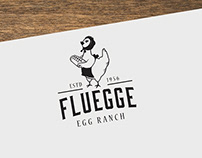 Fluegge Egg Ranch Rebrand