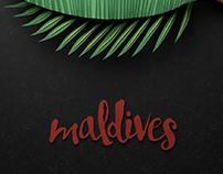 Maldives on Paper