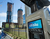 Citi Bike Jersey City Stations